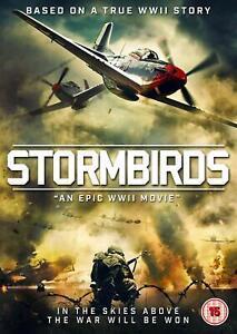 STORMBIRDS - DVD - NEW SEALED** FREE POST**