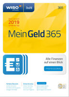 Download-Version WISO Mein Geld 2019 - 365 - Professional - Jahresversion