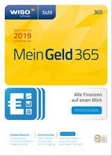 Download-Version WISO Mein Geld 2019 - 365 - Professional - Jahresversion