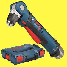 Bosch Visseuse Perceuse à angle avec batterie GWB 12v-10 Solo en L-BOXX