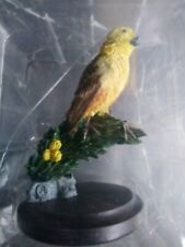The Country Bird Collection The Yellowhammer Figure