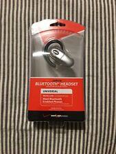 Verizon Jabra Universal Bluetooth Headset Vbt185Z New Unopened