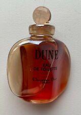 Dior DUNE EAU DE TOILETTE 5 ml 0.17 FL OZ MINIATURE VIP GIFT