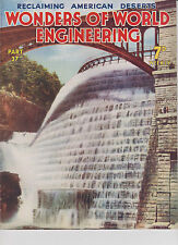 Wonders of World Engineering Magazine 37 November 9 1937 Electrical Research