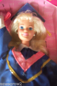 Graduation Barbie Special Edition Class of 1996 never removed from box  no.15003