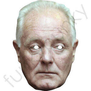 Bruce Jones, Les Battersby Celebrity Card. All Masks Are Ready To Wear