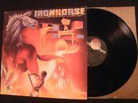Randy Bachman / IRONHORSE - S/T - 1979 Vinyl 12'' Lp./ VG+/ Hard Rock AOR