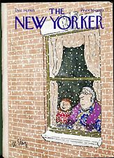 NEW YORKER MAGAZINE 1963 Steig Cover Mary Lavin Passage of Crime Bill
