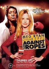 AGAINST THE ROPES - MEG RYAN OMAR EPPS DRAMA NEW DVD MOVIE SEALED