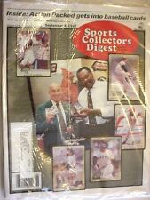 Sept. 4,1992 SCD-Vol.19 No.36-Action Packed 1st Release with 21 cards