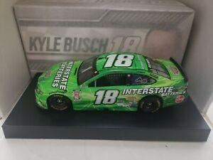 2020 Kyle Busch #18 Interstate Batteries 1/24th nascar Diecast new paint scheme