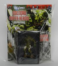 EAGLEMOSS DC SUPERHERO COLLECTION SWAMP THING SPECIAL FIGURE - RESIN EDITION