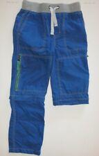 Mini Boden boys zip off technos pants shorts cargo pockets spring fall 8Y