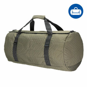 AWOL (XXL) DAILY Quilted Duffle Bag (Green) ALL WEATHER ODOR LOCK BAGS