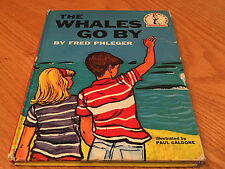 1959 Cat in the Hat Beginner Books The WHALES Go By (Fred Phleger, Hardcover)