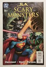 JLA: Scary Monsters #5 of 6 NM (DC,2003) Superman, Martian Manhunter, Flash