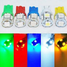 10PCS T10 5050 5SMD White LED Car Light Wedge Lamp Bulbs Super Bright DC12V