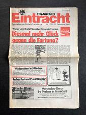 BL 80/81 Eintracht Frankfurt - Fortuna Düsseldorf, 13.12.1980, Werner Lorant