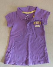 Homme nike lovely à col violet sporty robe 2 ans fille bébé 24 mois