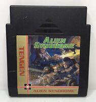 Nintendo NES Alien Syndrome Tengen Game Cartridge *Authentic/Cleaned/Tested*