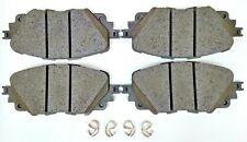 NEW GENUINE FIAT 124 SPIDER ABARTH FRONT BRAKE PADS SET - 6000615055