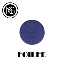 Makeup Geek Foiled Eye Shadow Pan - CENTRE STAGE - bright royal blue