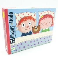 Jeu Djeco - Bisous Dodo - Jeu pour dormir - 3-6 ans - Complet