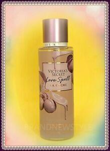 Victoria's Secret LOVE SPELL LA CREME Fragrance Mist SPRAY 8.4 fl oz/250 ml NEW