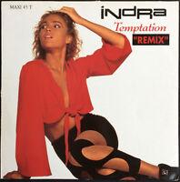 "Indra 12"" Temptation (Remix) - France"