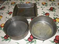 RETRO KITCHEN BAKING TINS X 3 WILLOW