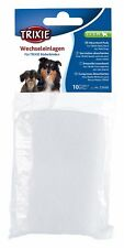 Trixie Absorbent Pads For Male Belly Bands - Dogs For Incontinence All Sizes
