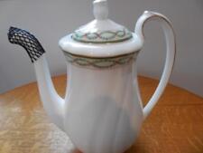 Wedgwood Royal Garland bone china coffee pot - EXCELLENT!!