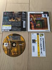 Sony Playstation PS1: Tomb Raiders (SLPS 91049) (JAP Import) PS