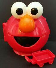 Mattel Sesame Street Elmo Head Carry Case Playset