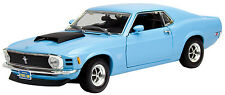 Diecast Car MotorMax (1:18) 1970 Ford Mustang Boss 429 (No.73154TC)