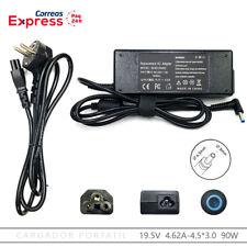 Cargador HP  Pavilion 710413-001 PPP012D-S  4.5*3.0 19.5V 4.62A 90w