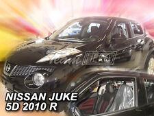 HEKO Windabweiser  NISSAN JUKE 5-türer 2010-heute  2-tlg Regenabweiser 24276