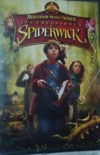 DVD du film LES CHRONIQUES DE SPIDERWICK