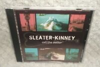 Sleater-Kinney Call The Doctor (CD, 1998)