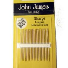 Pack of 12 Sharps Needles. Size 12