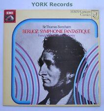 SXLP 30295 - BERLIOZ - Symphonie Fantastique BEECHAM French NRO - Ex LP Record