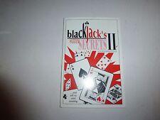 Blackjack's Hidden Secrets II (2001, Paperback) New  214