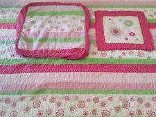 Kids Spring Bloom 3 Piece Comforter Set Multicolor Twin Bedding Collection Kid