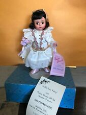 1886 Flower Girl 1995 Convention Companion 8'' Madame Alexander Doll NRFB Only 1