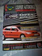 TH Revue technique Opel Astra 1.6 1.4 1.8 2.0 Essence/1.7 2.0 Turbo Diesel