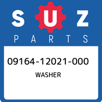 09164-12021-000 Suzuki Washer 0916412021000, New Genuine OEM Part