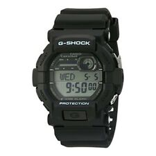 Casio 2018 GD350-1CR Watch G-Shock Vibration Alarm Black Men's Watch