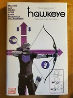 Hawkeye v1 Oversized Hardcover excellent condition Matt Fraction