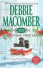 1225 Christmas Tree Lane & Let It Snow by Debbie Macomber Cedar Cove VG 2012, PB
