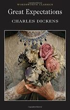 Great Expectations (Wordsworth Classics) by Charles Dickens New Paperback Book
